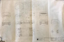 Matchbox f 50 ferrari preliminary drawings and paintings 5cdce3a9 8224 4291 895b 585ab0d1ab4a medium