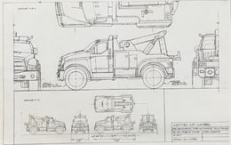 """2005 Matchbox """"The Ultimate"""" Tow Truck 