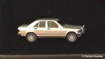 Mercedes 190E (W201) | Model Cars