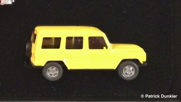 Mercedes G320 (W463) | Model Trucks