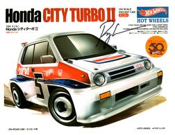 32nd Annual Hot Wheels Collectors  Convention Autograph Sheets | Posters & Prints | Hot Wheels 32nd Annual Collectors Convention Honda City Turbo II Ryu Asada