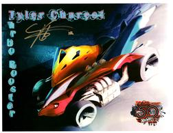 32nd Annual Hot Wheels Collectors  Convention Autograph Sheets | Posters & Prints | Hot Wheels 32 Annual Collectors Convention Turbo Rooster Tyler Charest