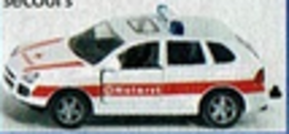 Porsche Cayenne Turbo | Model Cars