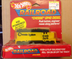 'Chessie' GP40 Diesel | Model Trains (Locomotives)