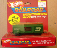 Burlington Northern Boxcar | Model Trains (Rolling Stock)