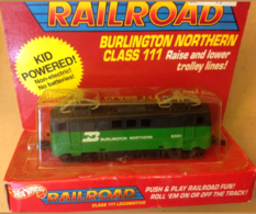 Burlington Northern Class 111 | Model Trains (Locomotives)