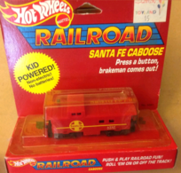 Santa Fe Caboose | Model Trains (Rolling Stock)