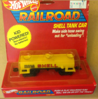Shell Tank Car | Model Trains (Rolling Stock)