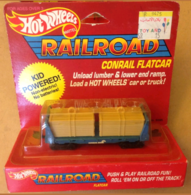 Conrail Flatcar | Model Trains (Rolling Stock)