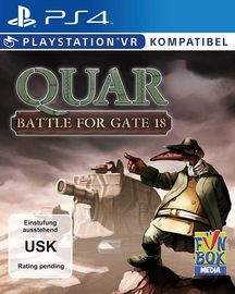 Quar - Battle for Gate 18 | Video Games