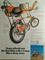 Sears wheels out the first bike with a frame like a drag racer print ads 53c0f359 5cde 4f63 b7fb 184ba3f79e2c medium