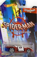 Arachnorod | Model Cars | Hot Wheels Spider-Man Into the Spider-Verse Arachnorod