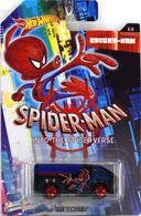 The Vanster | Model Trucks | Hot Wheels Spider-Man Into The Spider-Verse The Vanster