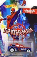 Cockney Cab II | Model Cars | Hot Wheels Spider-Man Into The Spider-Verse Cockney Cab II