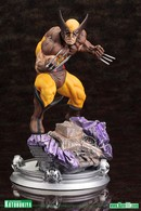 Wolverine (Brown Costume) | Statues & Busts