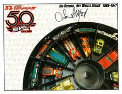 32nd Annual Hot Wheels Collectors  Convention Autograph Sheets | Posters & Prints | Hot Wheels 32nd Annual Collectors Convention Redlines Ira Gilford