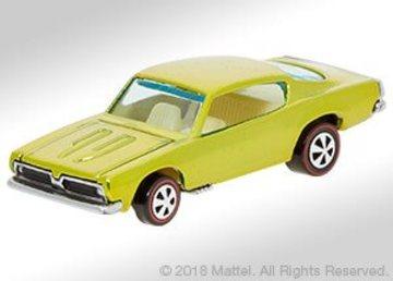 Custom Barracuda | Model Cars