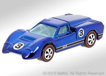 Ford J-Car | Model Racing Cars