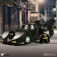 1989 Batman and Batmobile | Vinyl Art Toys