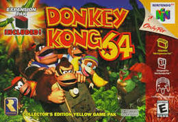 Donkey Kong 64 | Video Games