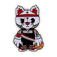 Portland trail blazers blaze the trail cat pins and badges 8451a266 d531 408d a2ac ad85d73295aa medium