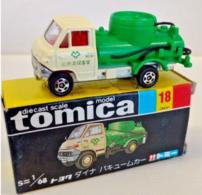 Toyota Dyna Vacuum Car | Model Trucks