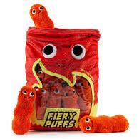 Fiery Puffs Plush   Plush Toys