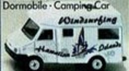 Iveco Daily Camping Car | Model Trucks