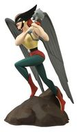 Hawkgirl PVC Diorama | Figures & Toy Soldiers
