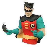 Robin Vinyl Bust Bank | Coin Banks