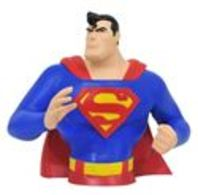 Superman Vinyl Bust Bank | Coin Banks