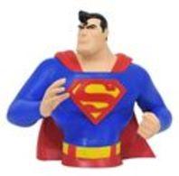 Superman Vinyl Bust Bank | Coin Banks