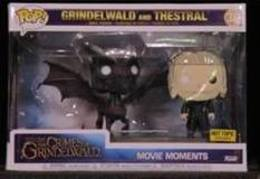 Grindelwald and Thestral | Vinyl Art Toys