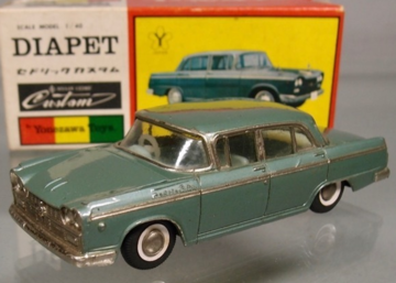 Nissan Cedric Custom | Model Cars