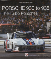 Porsche 930 To 935 | Books