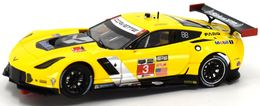 '76 Mancuso Chevrolet Corvette | Slot Cars | Scaleauto C7 Corvette Slot Car Racer
