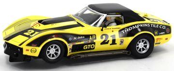 '76 Mancuso Chevrolet Corvette   Slot Cars   76 Mancuso C3 Corvette Slot Car Racer