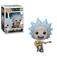 Tiny Rick | Vinyl Art Toys