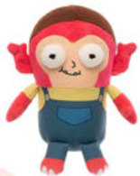 Morty Smith Jr.   Plush Toys