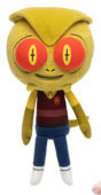 Lizard Morty   Plush Toys