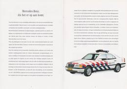 Mercedes-Benz. Als Het Er Op Aan Komt. | Print Ads