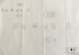 Matchbox l%252fc baja buggy preliminary drawing drawings and paintings 49619ca9 80a2 4fe1 b3ae eb2d51c48ff4 medium