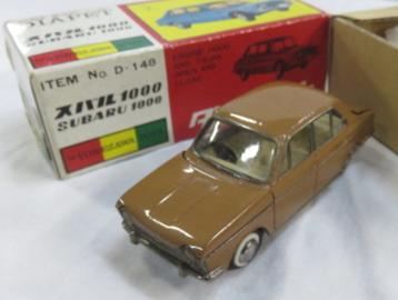 Subaru 1000 | Model Cars