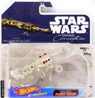 Millennium Falcon (Concept) | Model Spacecraft | Hot Wheels Star Wars Starships Millennium Falcon