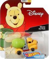 Winnie The Pooh | Model Trucks | Hot Wheels Disney Character Cars Winnie The Pooh