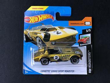 Corvette Grand Sport Roadster Model Cars Hobbydb