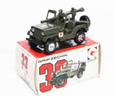 JSDF Mtisubishi Jeep Rocket Launcher | Model Trucks