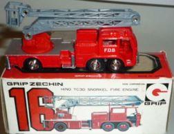 Hino Snorkel Fire Engine | Model Trucks