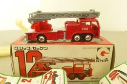 Hino Ladder Fire Engine | Model Trucks
