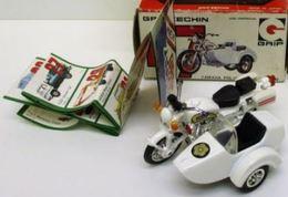 Yamaha X6 650-E Police Bike & Sidecar | Model Motorcycles